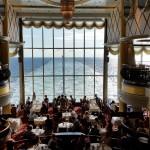 Was für ein Panorama und was für ein Erlebnis hier zu speisen! ©entdecker-greise.de