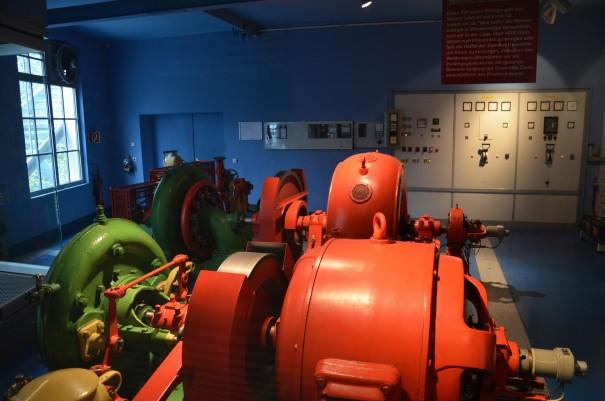 Das Wasserkraftwerk Zams ©entdecker-greise.de
