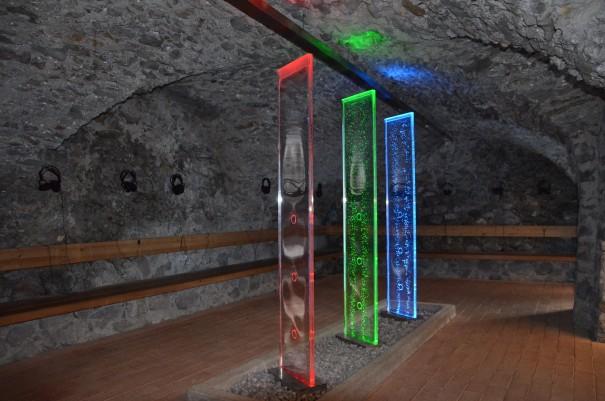 Wasser als Energiequelle ... in Zams wird das auf anschauliche Art und Weise erklärt ©entdecker-greise.de