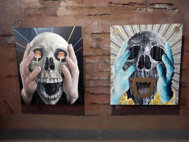 (3) UrbanArt Biennale 2015 im Weltkulturerbe Völklinger Hütte ©entdecker-greise.de
