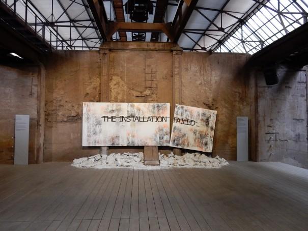 (4) UrbanArt Biennale 2015 im Weltkulturerbe Völklinger Hütte ©entdecker-greise.de