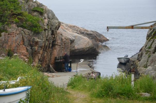 Ein Ausflug mit dem Boot gefällig oder doch lieber nur angeln ... auch das geht hier am Südkap! ©entdecker-greise.de