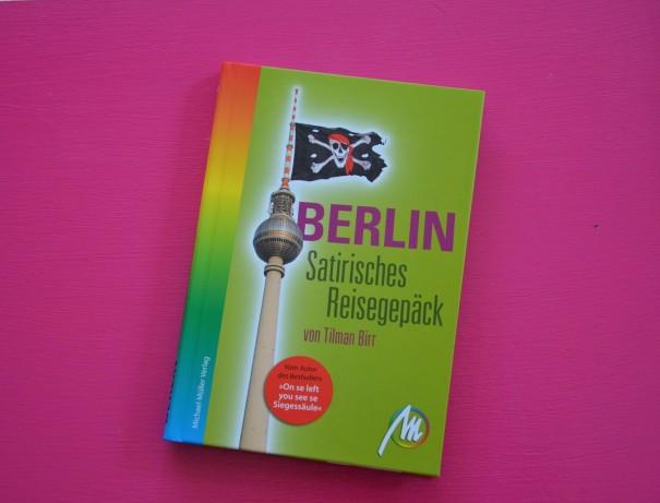 Berlin mal ganz anders - mit Tilman Birr und seinem satirischem Reisegepäck ©entdecker-greise.de
