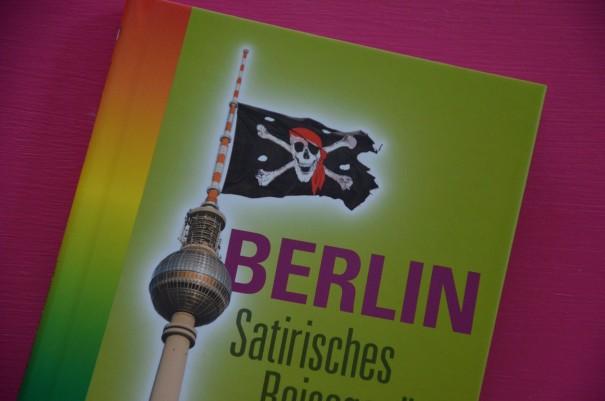 Spaß und Überraschung von der ersten bis zur letzten Seite - Berlin mit Tilman Birr entdecken ©entdecker-greise.de