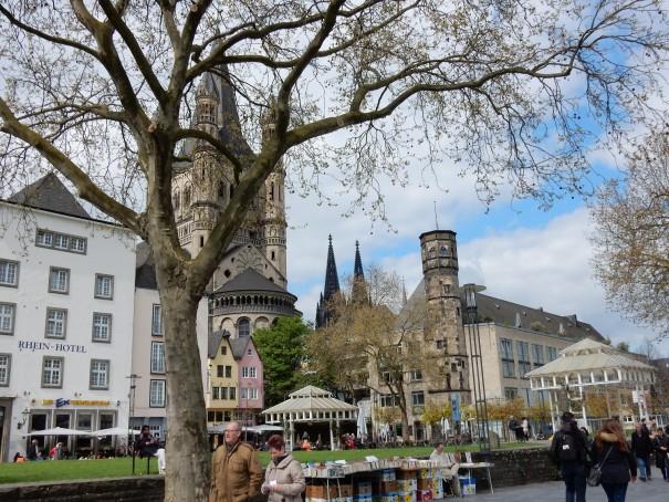 Ein kleiner Abstecher in die Aldstadt lohnt immer - jedenfalls in Köln! ©entdeker-greise.de