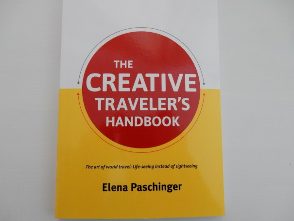 Life-seeing instead of sightseeing - The Creative Traveler`s Handbook eröffnet dem Leser eine vollkommen neue Form des Reisens. ©entdecker-greise.de
