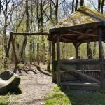Das Holzxylophon auf dem Klangpfad. ©entdecker-greise.de