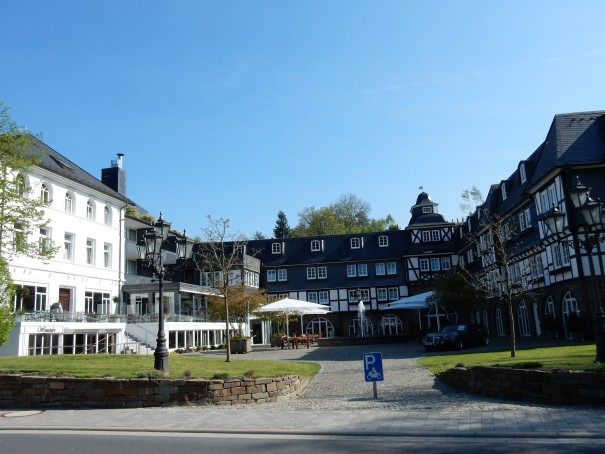Das Romantik- und Wellnesshotel Deimann in Schmallenberg, Sauerland - lädt zum Entspannen und Genießen ein ... ©entdecker-greise.de