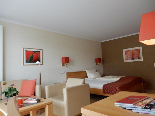Mein Wohlfühlzimmer, das sich anfühlt wie eine Suite! ©entdecker-greise.de