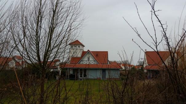 Superschöne Bungalows der Noordzee Residence Cadzand-Bad ©www.entdecker-greise.de