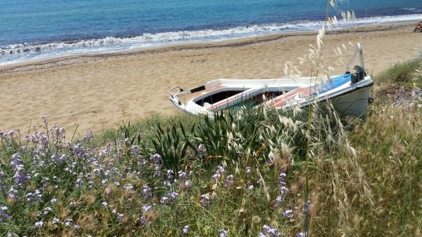 Baden, Wandern, Biken, Surfen - im Mai ist auf Korfu einfach alles möglich! ©www.entdecker-greise.de