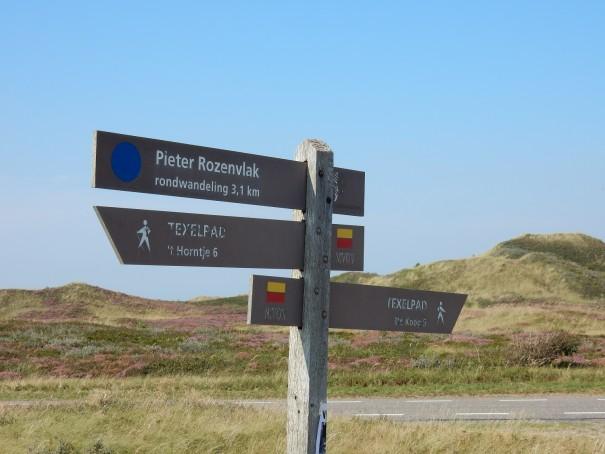 Texel hat ein riesiges Wander-Wege-Netz, welches sich auch für Streckenwanderungen eignet. ©www.entdecker-greise.de
