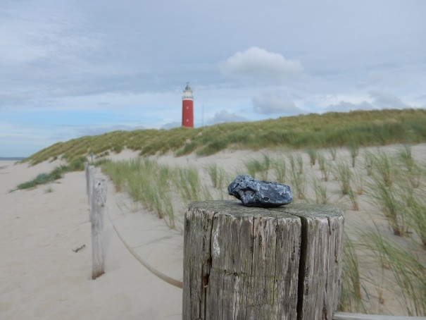 Und das Meer ... hier auf Texel immer nur einen Steinwurd entfernt ;-) ©www.entdecker-greise.de