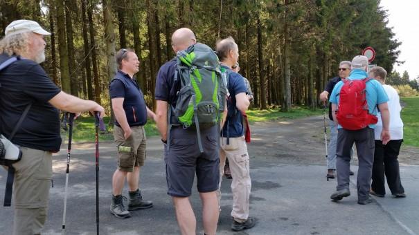 Wandern in der Gruppe ist immer wieder ein tolles Erlebnis! ©www.entdecker-greise.de