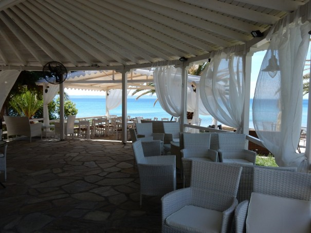 Hotel Lily Ann Beach 3 auf Sithonia, Chalkidiki, Griechenland ©www.entdecker-greise.de #corfelios