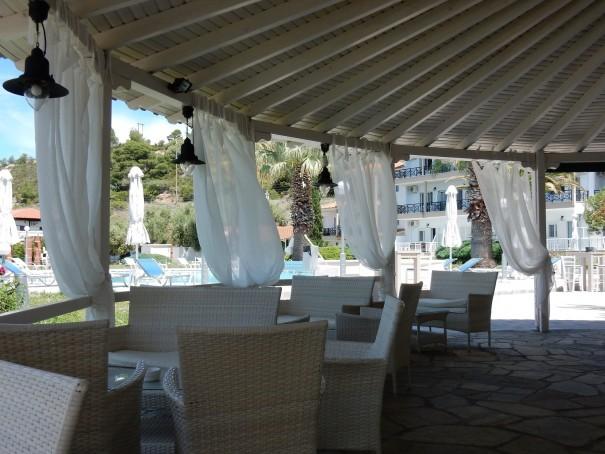 Hotel Lily Ann Beach 4 auf Sithonia, Chalkidiki, Griechenland ©www.entdecker-greise.de #corfelios