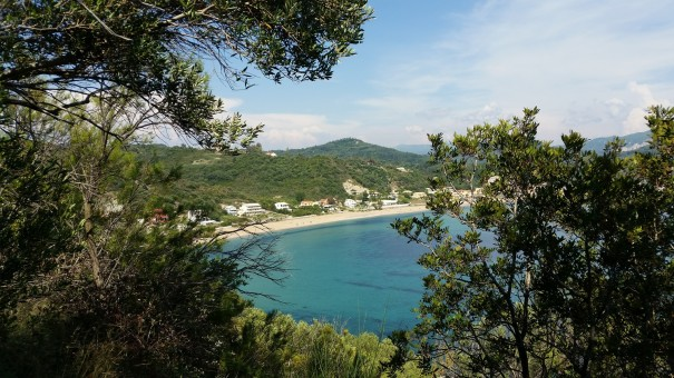 Beim Wandern kann man Korfu so richtig genießen! #corfelios ©www.entdercker-greise.de