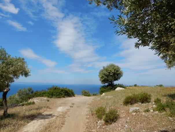 Wanderungen auf Sithonia, immer ein abwechslungsreiches Erlebnis.©www.entdecker-greise.de #corfelios