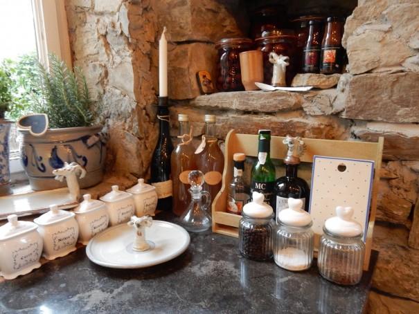 Die Kleine Fromagerie - für uns der perfekte Ort für ein genussreiches Wochenende ©www.entdecker-greise.de