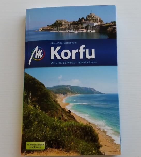 Rezension zum Reiseführer Korfu www.entdecker-greise.de