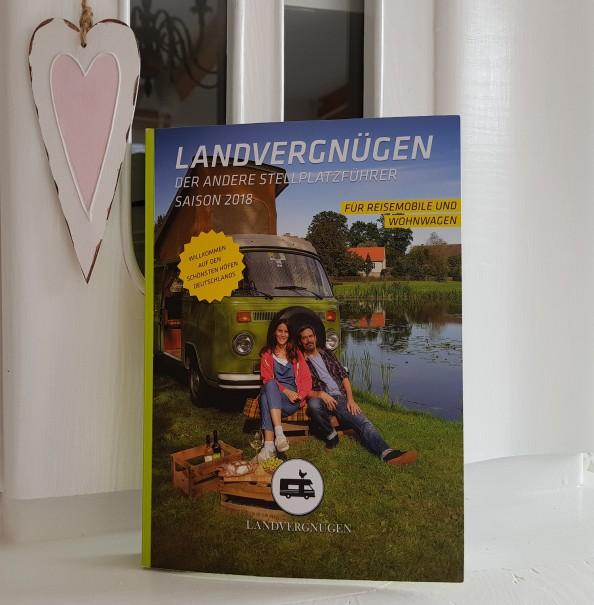 Landvergnügen Stellplatzführer ©www.entdecker-greise.de