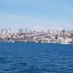 Städtereise nach Istanbul.